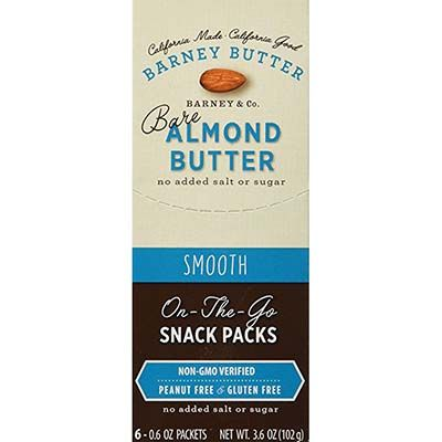 Almond Butter Packets >>> #ketodiet #ketogenic #theketodiet #ketolife #healthfulpursuit #ketofavorites >>> Almond butter is made from ground almonds. Almond butter packets are perfect for travel. You can enjoy almond butter on its own, spread on celery, mixed into your fatty coffee, or any way your heart desires.