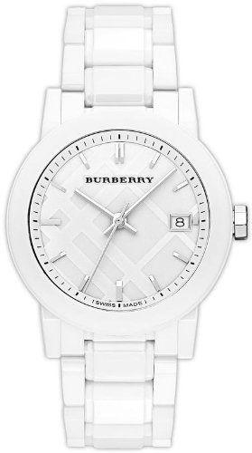 Burberry The City Ceramic Ladies Watch BU9180 BURBERRY