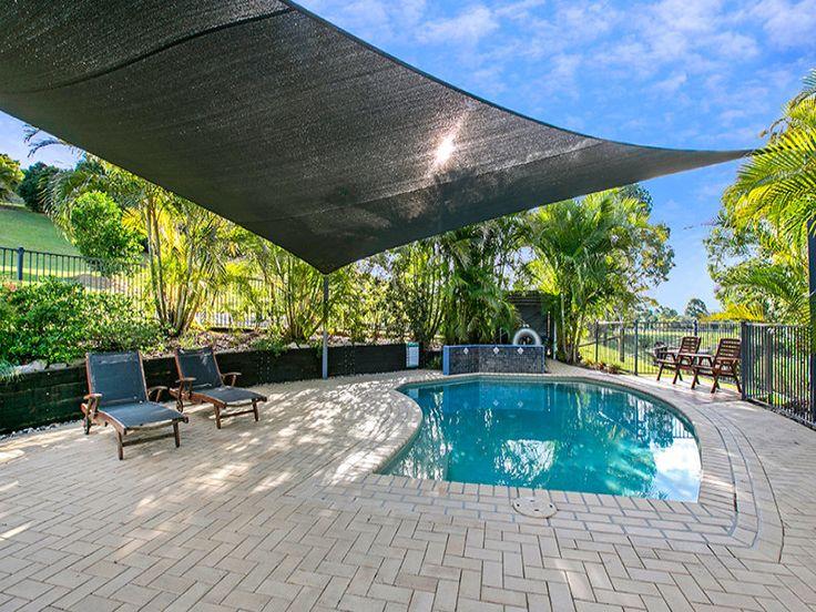 Pool Area - Coreen Manor Mount Samson