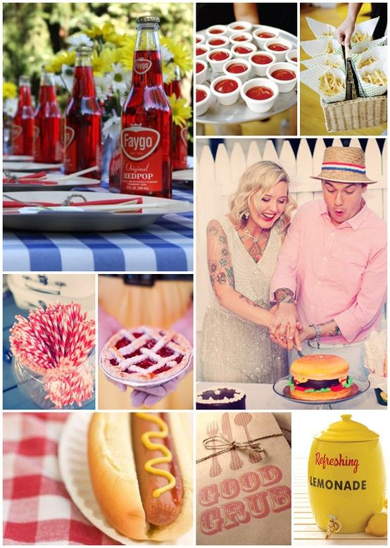 bbq style reception - Yahoo Image Search Results
