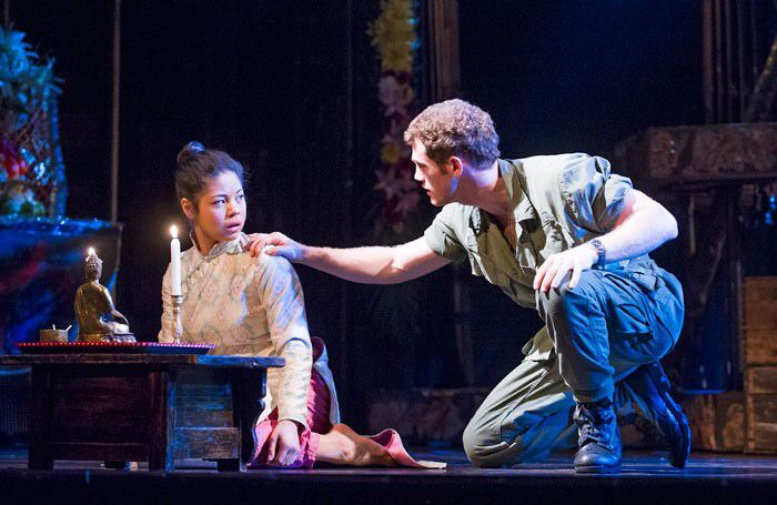 Top 10 Tear Jerking Musicals Miss Saigon Musical Miss Saigon Musicals