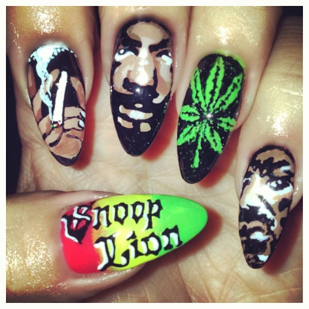 Modern Nail Art Trends Are Stealing From Black Culture