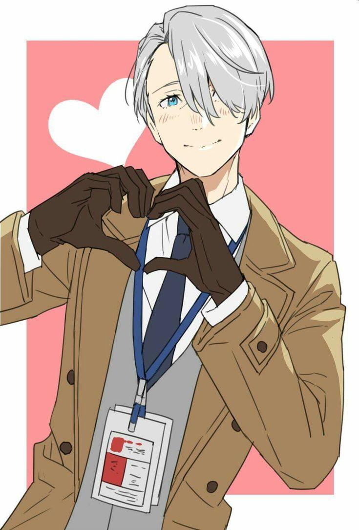 I love you too Viktor ❤❤