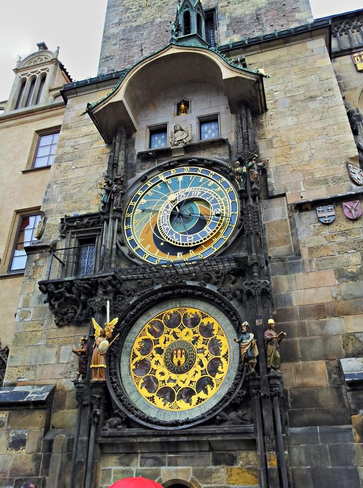 Prague Astronomical Clock (Czech Republic, Prague)