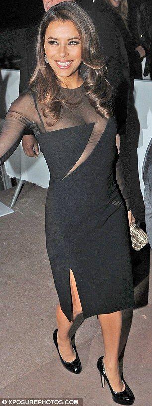 Eva Longoria #sheer #nudeillusion