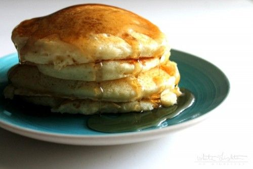 Perfect Pancakes   White Lights on Wednesday