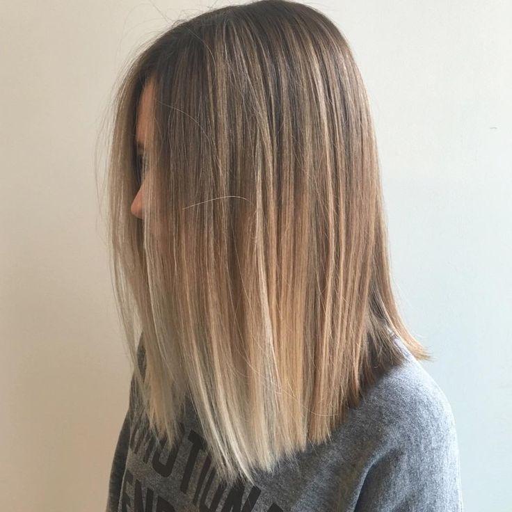 25 verführerische gerade Frisuren für 2019 (kurzes, mittleres und langes Haar