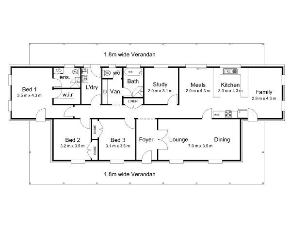 The Best Australian House Plans Ideas On Pinterest One Floor