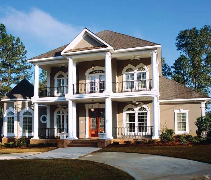 Colonial House Plans: 1000+ Images About House Plans On Pinterest