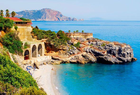 Alanya Turkey #AzamaraCruises