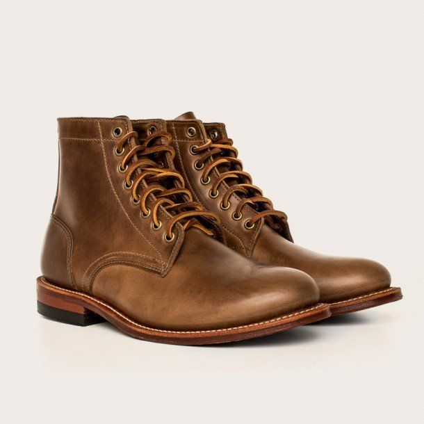 Natural Trench Boot by Oak Street Bootmakers . Menswear . Shoes