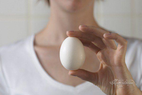 Лучшее средство в борьбе с папилломами-яйцо.