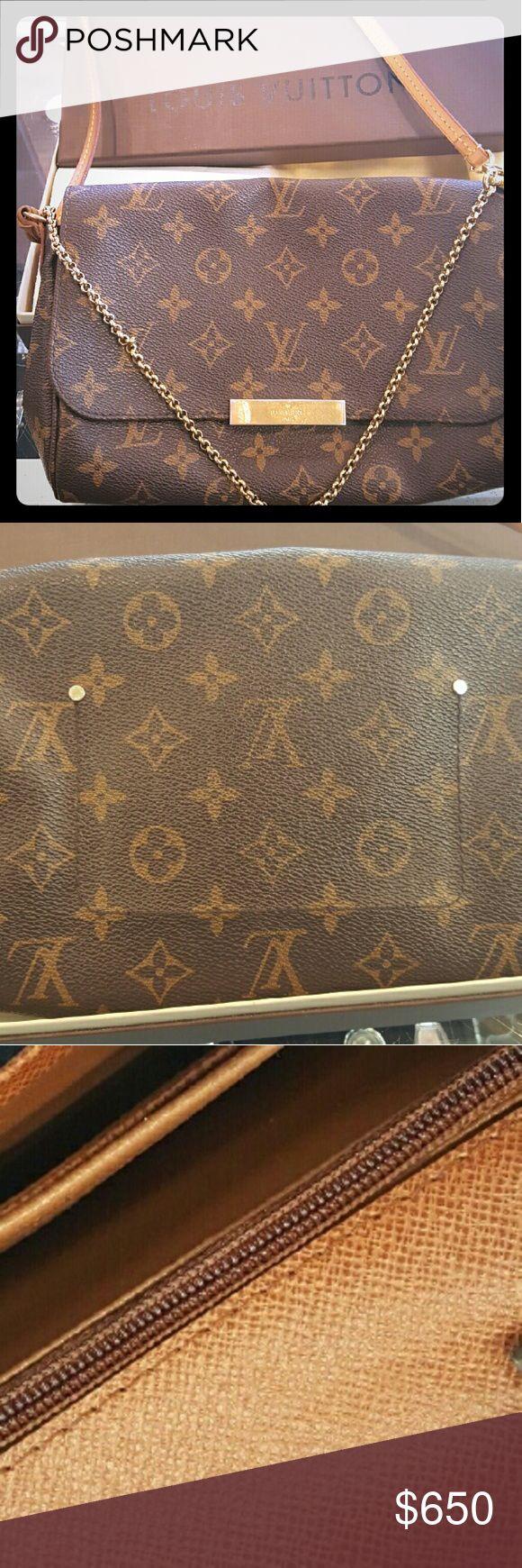 Louis Vuitton MM cross body bag Louis Vuitton MM cross body bag Louis Vuitton Bags Crossbody Bags