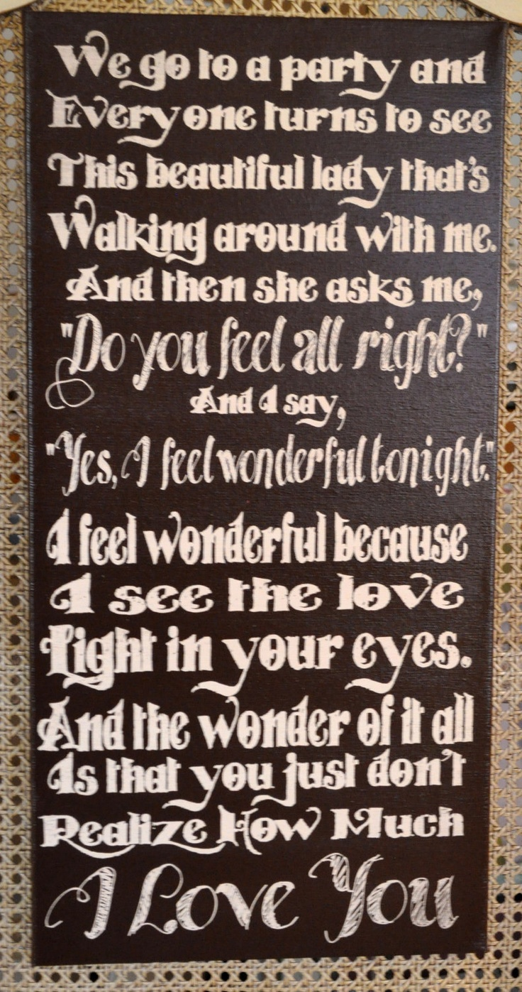 "Eric Clapton, Wonderful Tonight | ""Words"" 