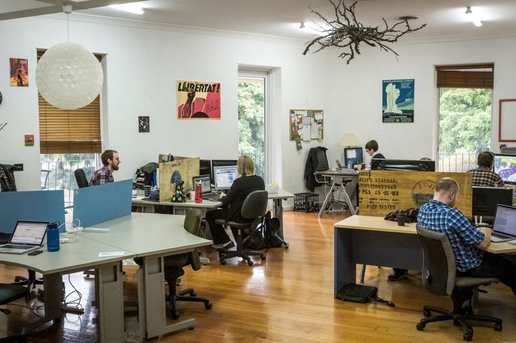 The Thought Fort #coworking (Brisbane, Australia)