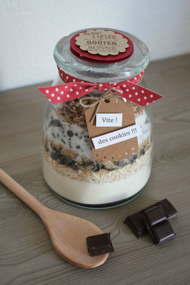 cadeaux gourmands de Noël http://cookandgift.canalblog.com/