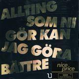 Allting Som Ni Gor Kan Jag Gora [CD]