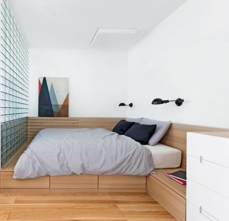 Характер нордический: современный интерьер от «Lugerin Architects»