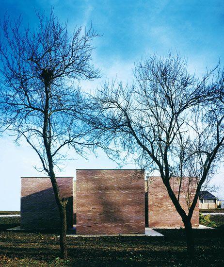 Cappella Noceto | Edifici Sacri | Opere | Zermani Associati Studio di Architettura