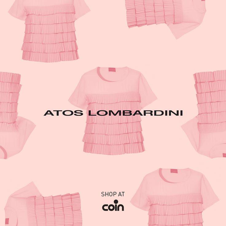 La new collection Atos Lombardini spezza i dettami classici della moda autunnale e ci stupisce, piacevolmente, con un tripudio di rosa candy, accostato a blu profondo, quasi metallico e stampe incredibilmente floreali. Scopri di più negli store Coin.