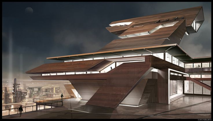 architecture sketch by min nguendeviantartcom on deviantart architecture pinterest architecture and futuristic architecture