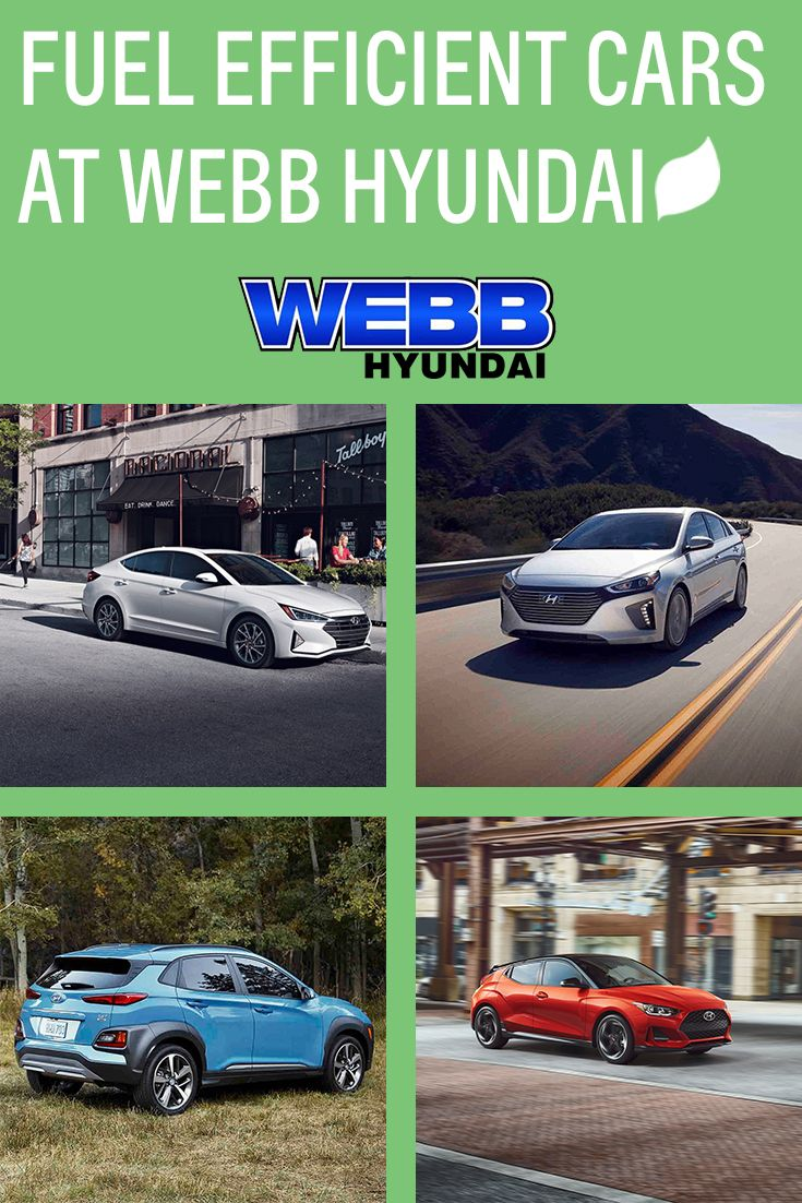 As Cars Become More Advanced And The World Becomes More Aware Of The Effects Of What We Do Has On The Planet People Fuel Efficient Cars Fuel Efficient Hyundai