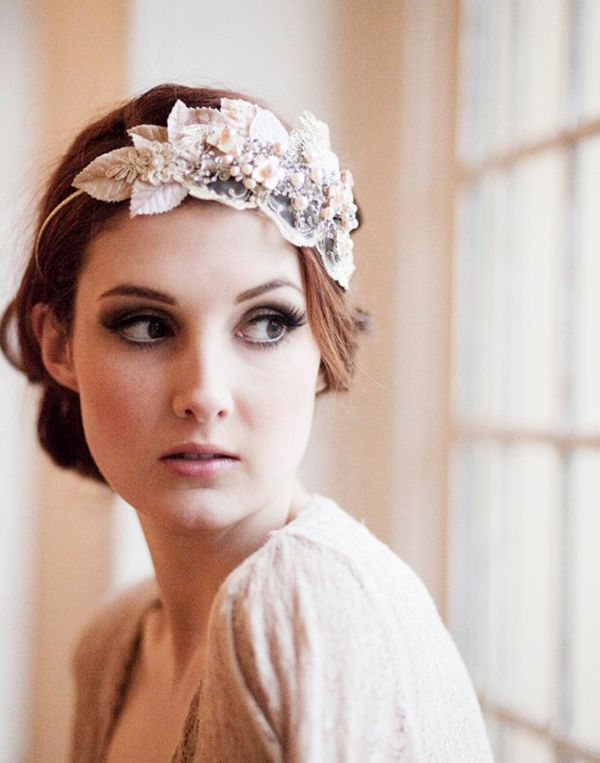 Elegant Bridal Headbands
