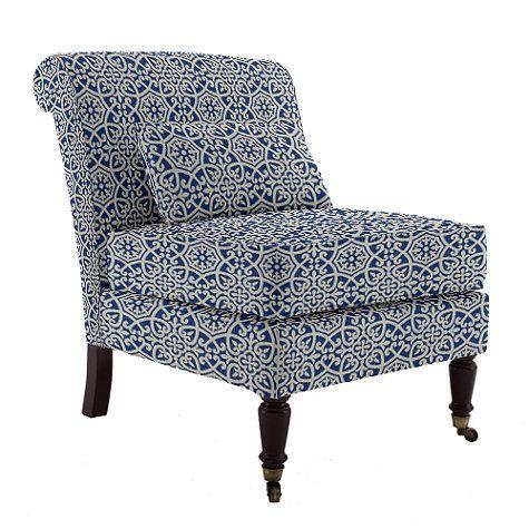 Leyland Armless Chair