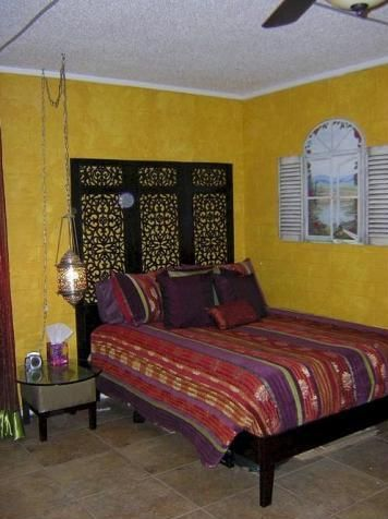 Moroccan harem room bedroom Scottsdale Arizona home house staging real estate