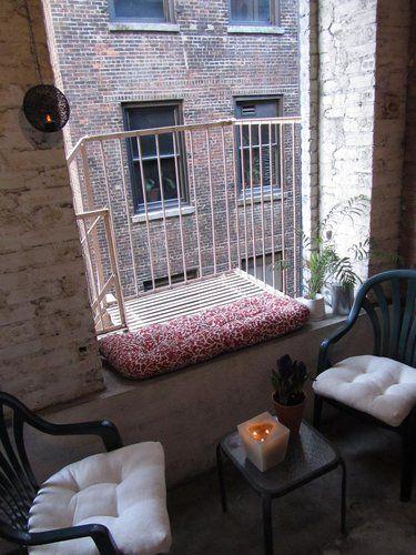 Urban Balcony Garden Porches