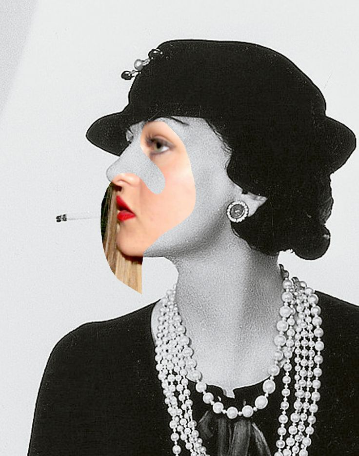Iconatomy, Coco Chanel & me
