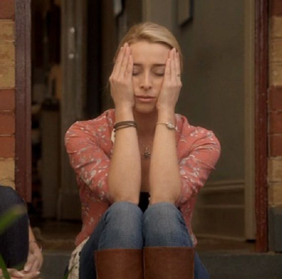Offspring season 2  - Oh Nina ....