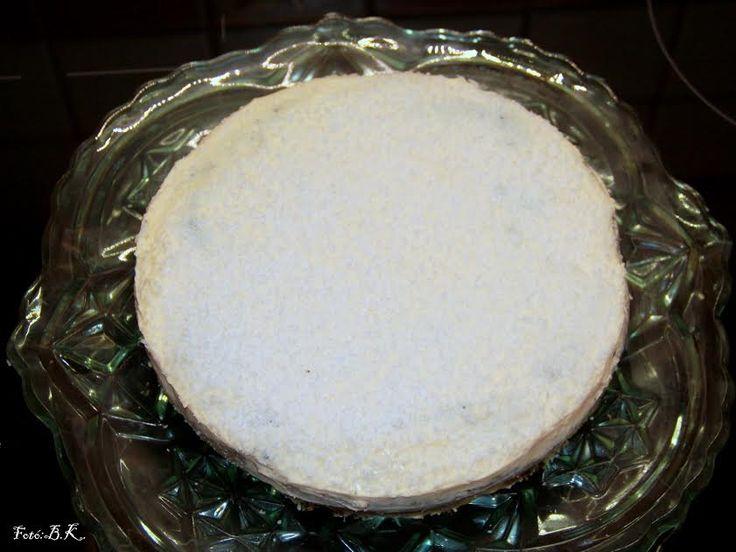Vendégváró süti az ünnepekre! Köszönjük a receptet Babos Katának!