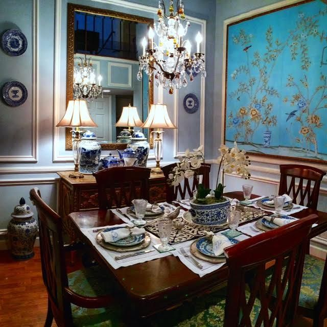 The Blue and White Love showdown is on! - The Enchanted Home