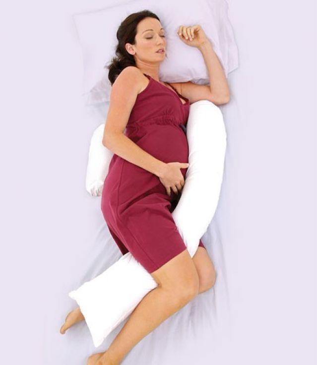Ropa para embarazadas, almohadas, etc. ¿Qué quiere una embarazada?: Almohada para embarazada