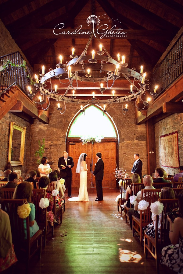 Castle Mcculloch in Greensboro. I love the pictures, and