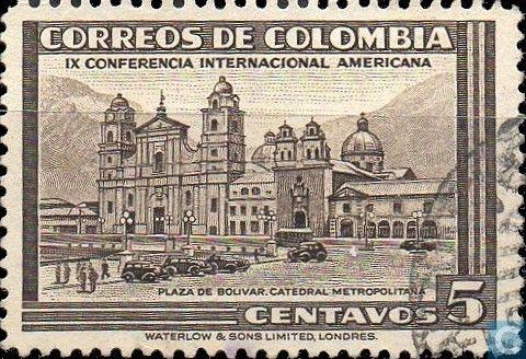 Colombia [COL] - Ninth Pan-American Congress, Bogota 1948