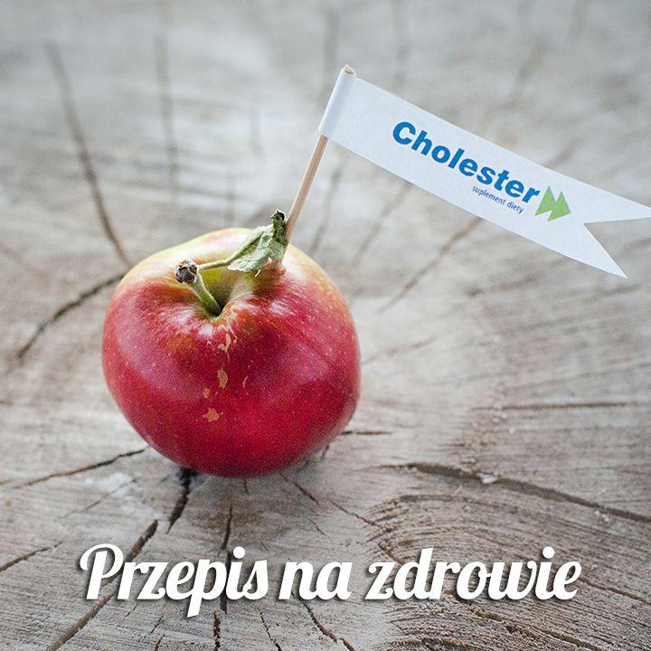 Szczegóły konkursu Przepis na zdrowie znajdziecie tu: http://www.cholester.pl/blog/lubisz-jablka-wygraj-cholester.html  #konkurs #zdrowie #cholester #jedzjablka