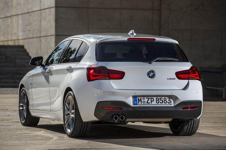 Novo BMW Série 1 2015 com facelift: fotos e vídeo oficiais | CAR.BLOG.BR - Carros