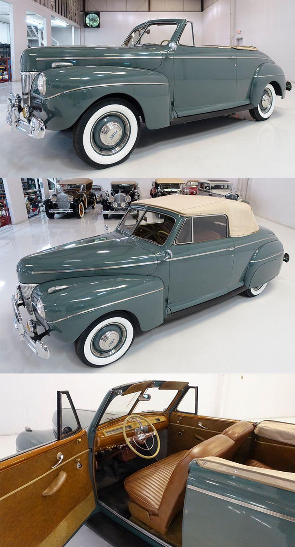1941 Ford Super Deluxe Flathead V8