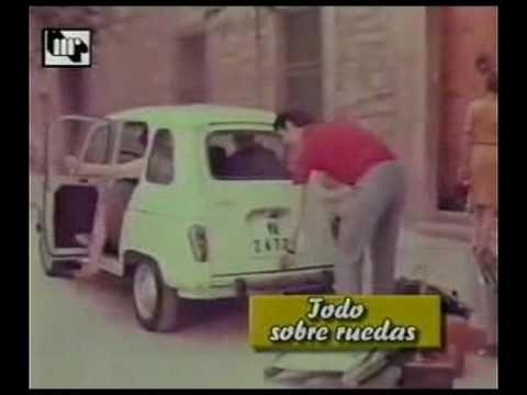 """Renault 4 - Anuncio """"El Coche Todo Ventajas"""" 1967 - YouTube"""