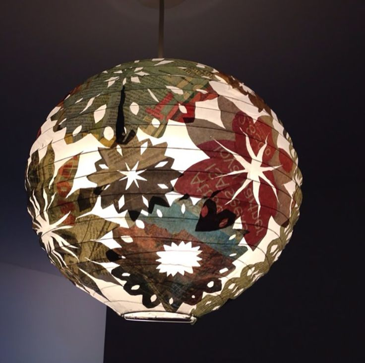 Diy stained glass lamp shades