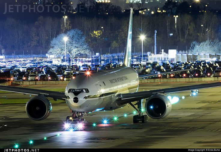 "Pakistan International Airlines (PIA) Boeing 777-200/ER ""RetroJet"""