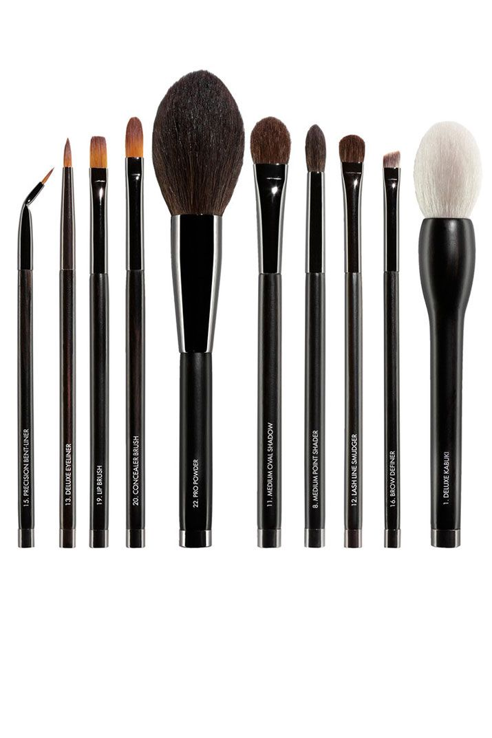 Charting: 10 Best Makeup Brush Gift Sets, USA Harpers Bazaar