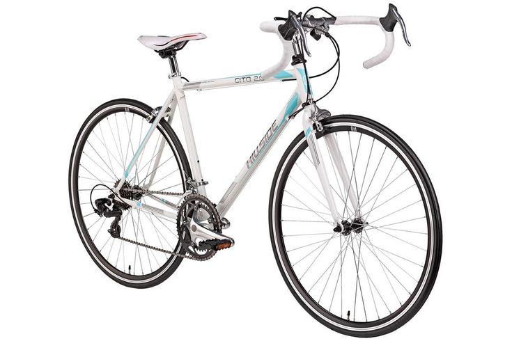 """Ebay Angebot 28 Zoll Rennrad Strassenrennrad 14 Gang 28"""" Bike Fahrrad Rad Herren Damen weiß: EUR 227,14 Angebotsende: Sonntag…%#Bike%"""