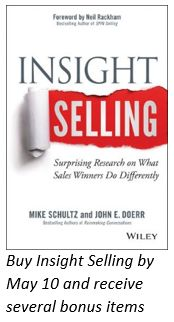 Buyers Want and Need Insight from Sellers—An Interview with John Doerr
