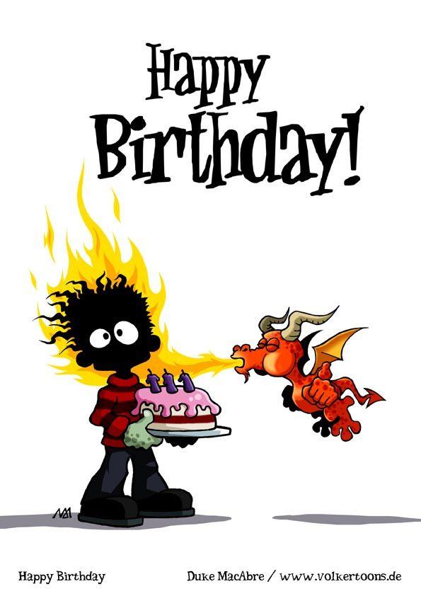 Happy birthday humor Hope it was a BLAST! - belated happy birthday wishes