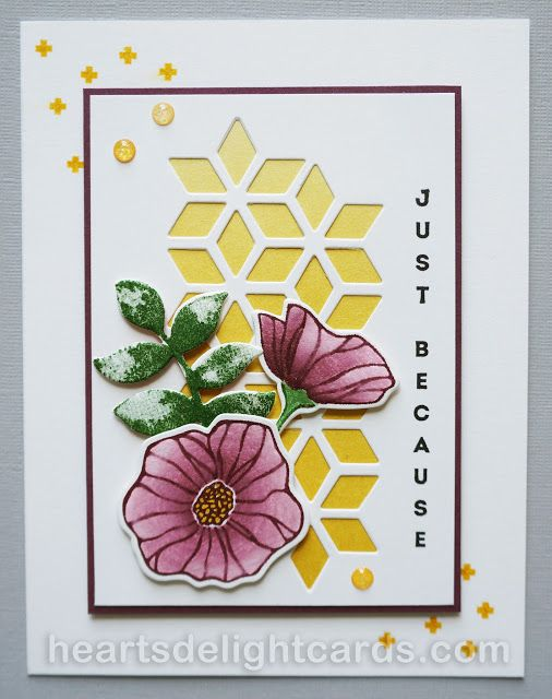Heart's Delight Cards: Oh So Eclectic