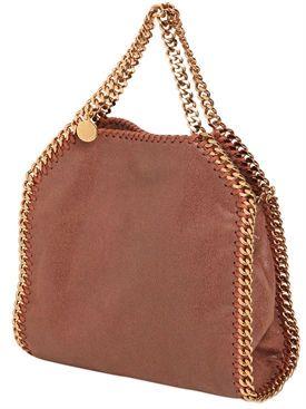 """stella mccartney - женщины - сумки на ремне - сумка """"falabella"""" из искусственной кожи"""