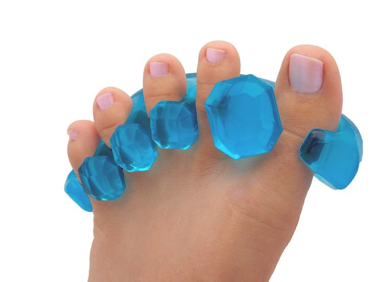 YogaToes Gems for Bunion Relief - http://www.scoop.it/t/christmas-gifts-by-lorna-harvey/p/4063088006/2016/04/26/yogatoes-gems-for-bunion-relief